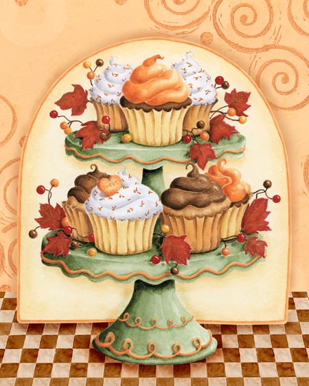 Cupcakes 8x10