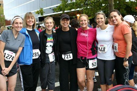 Half-marathon-girls