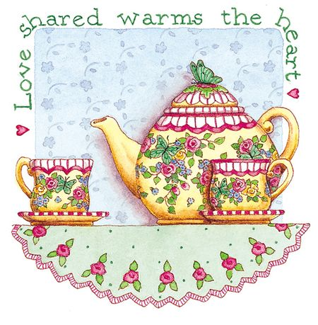 Girls Teapot