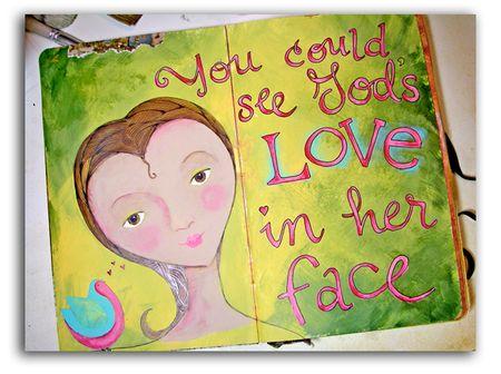 Love In Her Face