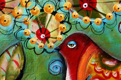 Bird Art Close1