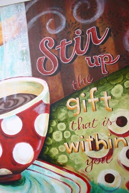 Stir It Up