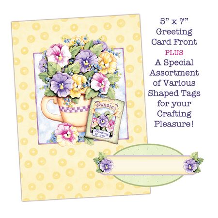 Pansy Card Etsy 01