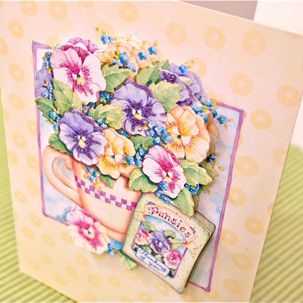 Pansy card 02
