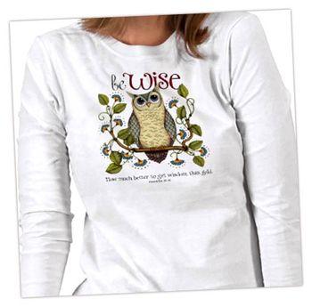 Wise Owl TShirt