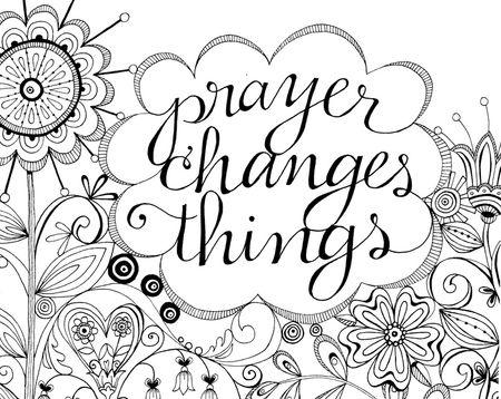 8-15-11 PrayerChangesThings