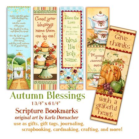 KD AB Bible Bookmark Collection2