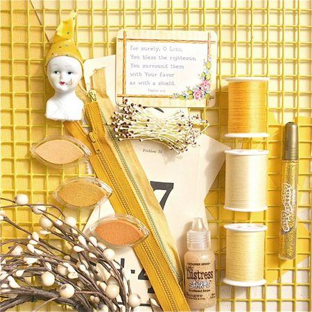 Yellow Crafties 2