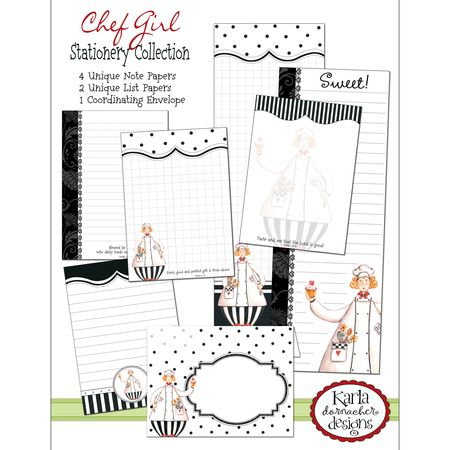 Chef Girl Etsy 01