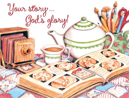 Your Story Gods Glory