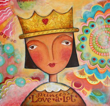 Princess Love-A-Lot 01