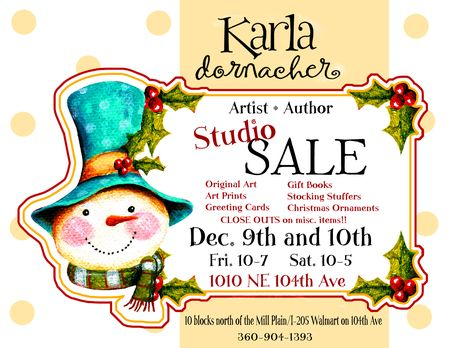 Studio Sale Flyer 3