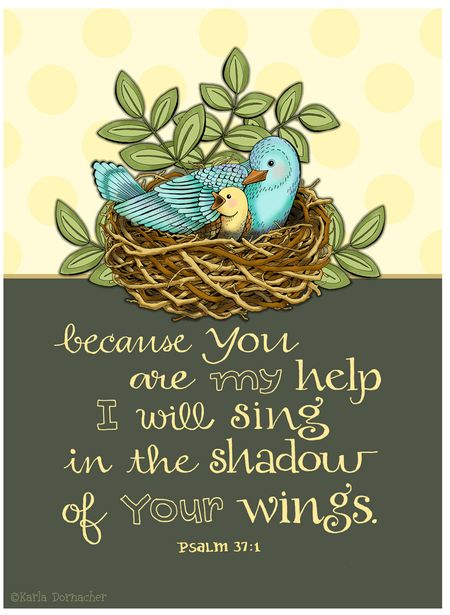 Shadow of Your Wings