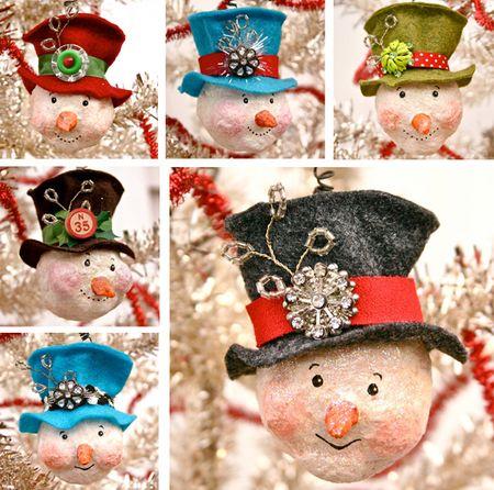 Snowmen for Blog