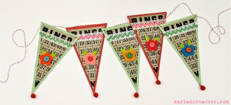 Bingo Banner Flat