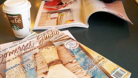 Somerset Studio Magazine Barnes and Noble