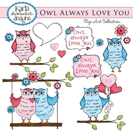 Owl Love You Always Collection