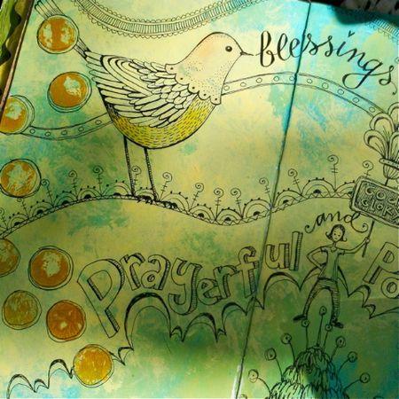 Blessing bird 2