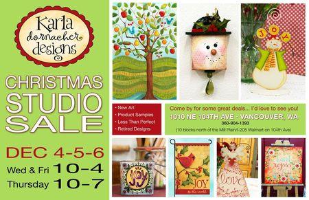 Studio Sale 2013