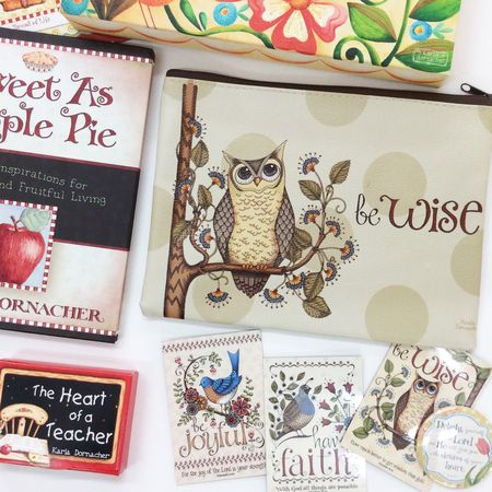 OwlBag Magnets TeacherCds DelightMirror