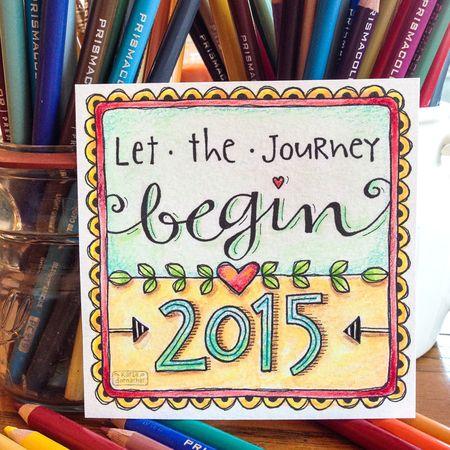 Let the journey begin2