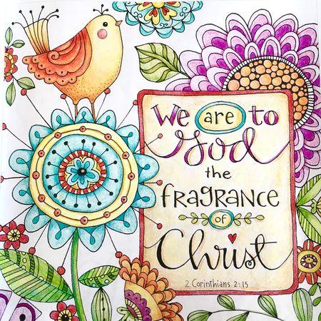 Fragrance of Christ Sq