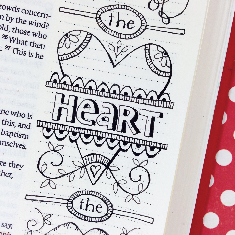 Fantastic Karla's Korner: Bible Journaling SW46