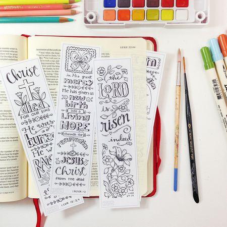 CYO Bible Journal Bookmarks