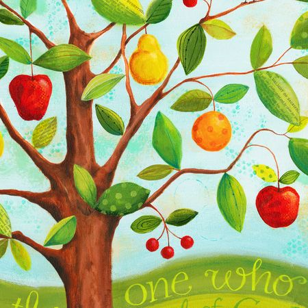 Psalm 1 Fruit