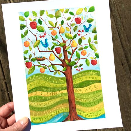 Psalm One Tree